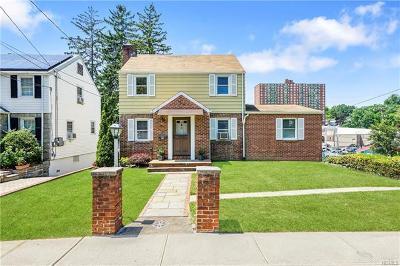 Yonkers Single Family Home For Sale: 59 Helena Avenue