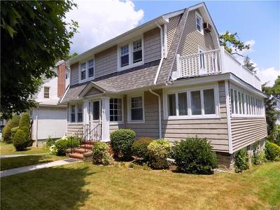 New Rochelle Single Family Home For Sale: 251 Clinton Avenue