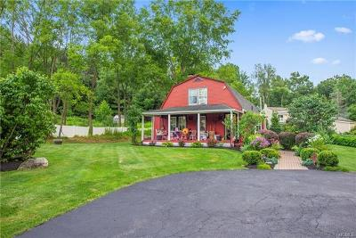 Cross River Single Family Home For Sale: 857 Route 35