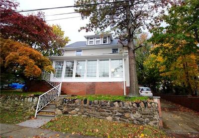 Port Chester Single Family Home For Sale: 248 Columbus Avenue
