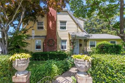 White Plains Single Family Home For Sale: 60 Concord Avenue