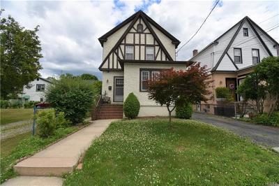Mount Vernon Single Family Home For Sale: 519 Westchester Avenue