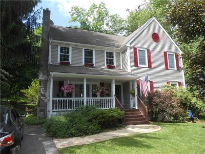 Warwick Single Family Home For Sale: 15 Fairview Avenue