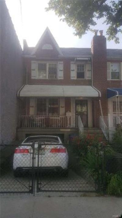 Single Family Home For Sale: 4623 Matilda Avenue