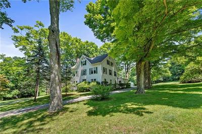 Ossining Single Family Home For Sale: 650 Pinesbridge Road