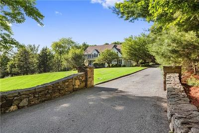 Westchester County Single Family Home For Sale: 53 Pound Ridge Road