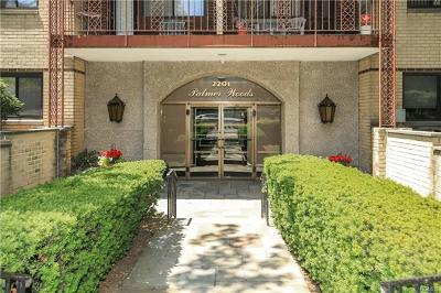 Westchester County Co-Operative For Sale: 2201 Palmer Avenue #3-O