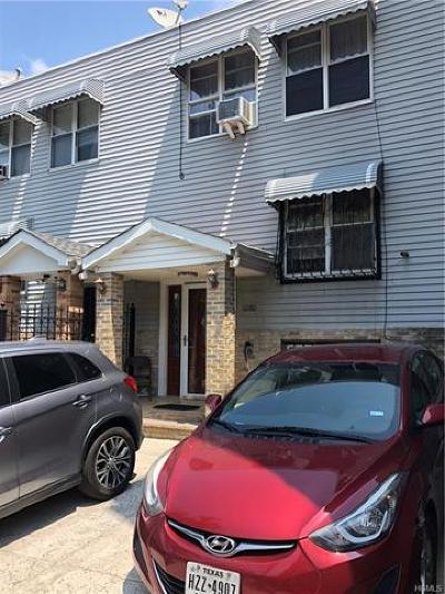 Bronx Single Family Home For Sale: 1080 Fox Street
