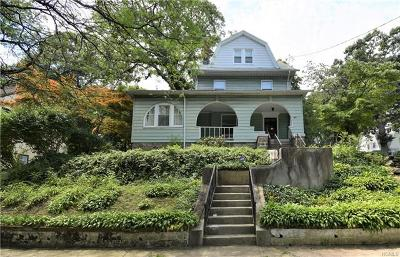 Mount Vernon Single Family Home For Sale: 338 Seneca Avenue