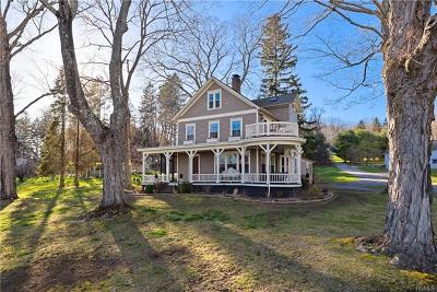 Westchester County Single Family Home For Sale: 132 Titicus Road