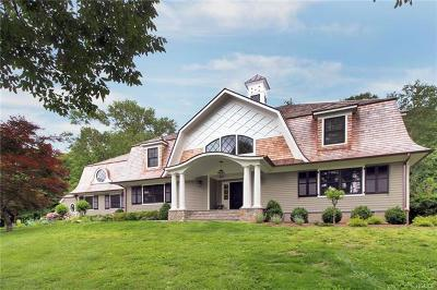 Bedford NY Single Family Home For Sale: $1,950,000
