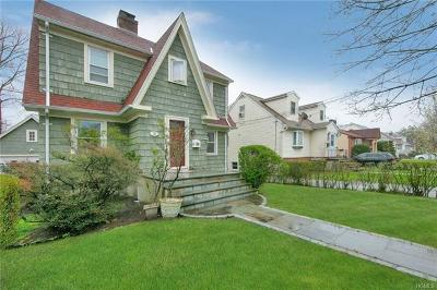 White Plains Single Family Home For Sale: 50 Cloverdale Avenue