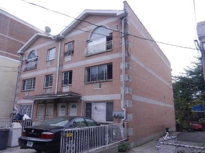 Bronx Multi Family 2-4 For Sale: 3969 Carpenter Avenue