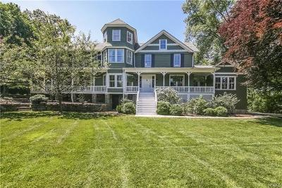 Rye Single Family Home For Sale: 111 Central Avenue
