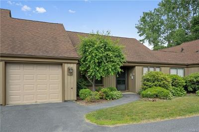 Westchester County Condo/Townhouse For Sale: 951 Heritage Hls #B