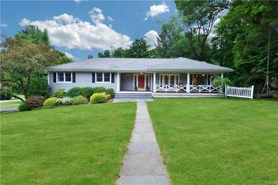 Mount Kisco Single Family Home For Sale: 14 Indian Hill Road