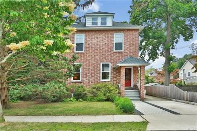 Croton-On-Hudson Single Family Home For Sale: 35 Whelan Avenue