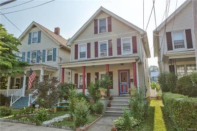 Peekskill Single Family Home For Sale: 313 Depew Street