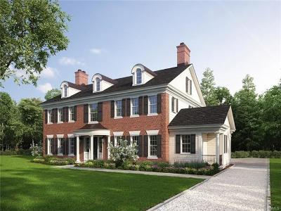 Scarsdale NY Single Family Home For Sale: $4,295,000