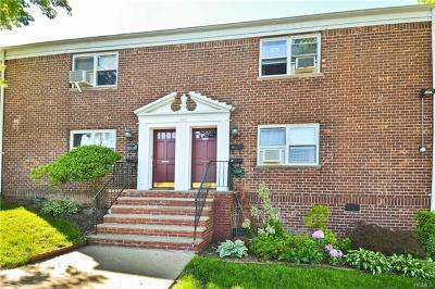 Yonkers Co-Operative For Sale: 540 Tuckahoe Road #2B
