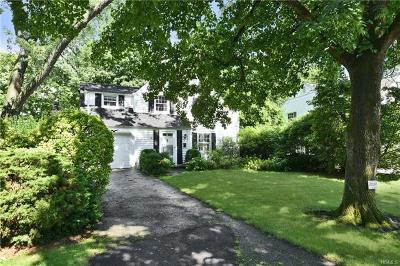Scarsdale Single Family Home For Sale: 16 Lenox Place