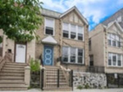 Multi Family 2-4 For Sale: 2512 Webb Avenue