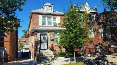 Bronx Multi Family 2-4 For Sale: 1921 Colden Avenue