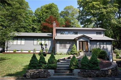 Cortlandt Manor Single Family Home For Sale: 32 Rocky Ridge