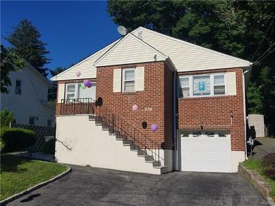 Elmsford Single Family Home For Sale: 234 Abbott Avenue