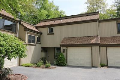 Westchester County Condo/Townhouse For Sale: 9 Heritage Hills #C