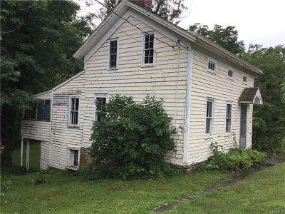Pine Bush Single Family Home For Sale: 302 Route 17