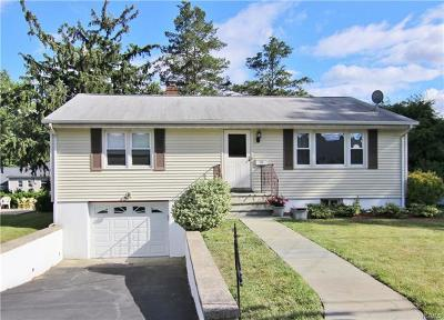 Port Chester Single Family Home For Sale: 7 Linden Street