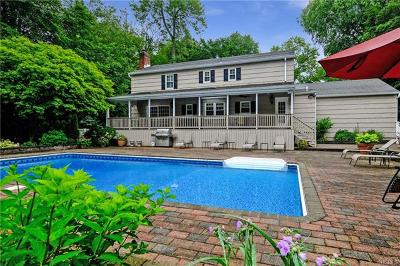 Rye Brook Single Family Home For Sale: 34 Woodland Drive