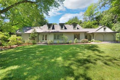 Armonk Single Family Home For Sale: 7 Creemer Road
