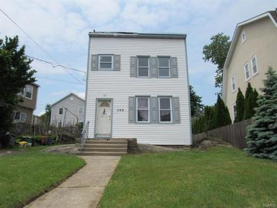 Mamaroneck NY Single Family Home For Sale: $359,900