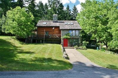 Cuddebackville Single Family Home For Sale: 253 Brandt Road