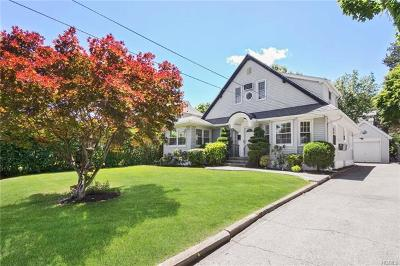 White Plains Single Family Home For Sale: 92 Grandview Avenue