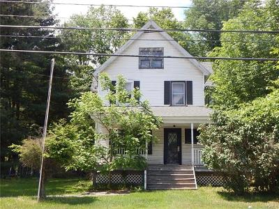 Jeffersonville Single Family Home For Sale: 4956 State Route 52