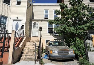 Bronx Multi Family 2-4 For Sale: 1338 Chisholm Street