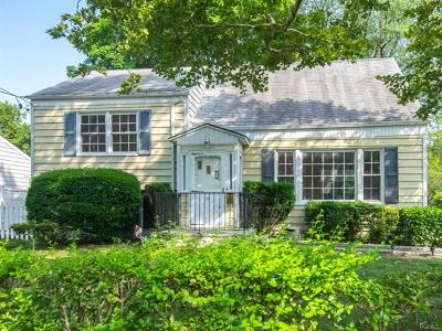 Yonkers Single Family Home For Sale: 38 Ascot Road