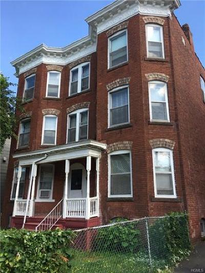 Connecticut Multi Family 5+ For Sale: 63 Whitmore Street