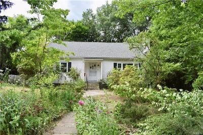 Westchester County Single Family Home For Sale: 51 South Church Street