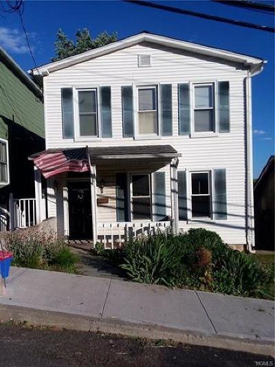 Croton-On-Hudson Single Family Home For Sale: 8 High Street