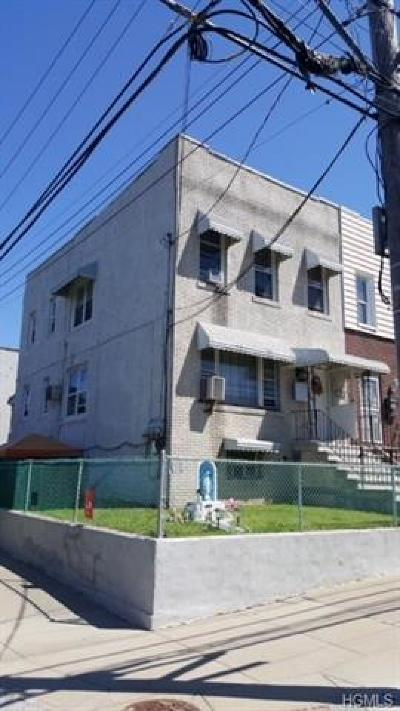 Bronx Multi Family 2-4 For Sale: 2851 Lawton Avenue