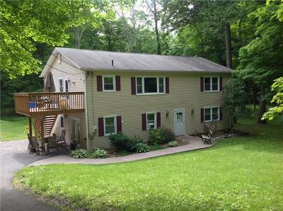 Warwick Single Family Home For Sale: 201 Pine Island Turnpike