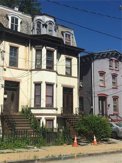 Newburgh Multi Family 2-4 For Sale: 265 Grand Street