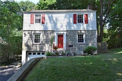 Dobbs Ferry Single Family Home For Sale: 45 Briary Road