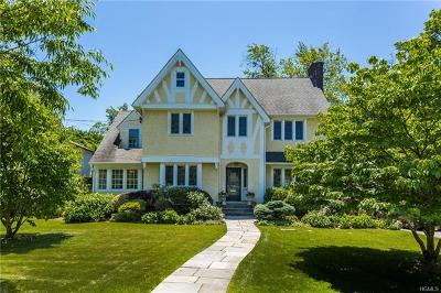 Bronxville NY Single Family Home For Sale: $2,795,000