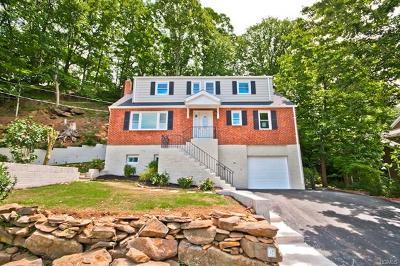 Hastings-On-Hudson Single Family Home For Sale: 42 James Street