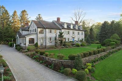 Bedford, Bedford Corners, Bedford Hills Single Family Home For Sale: 191 Broad Brook Road